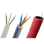 Wire, cable and pipes