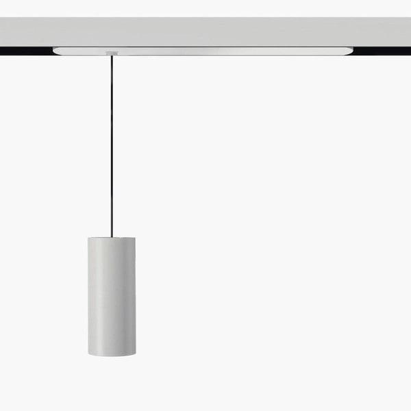 Artemide Architectural Vector 40 Pendant Magnetic DALI AR AP20215 Silver