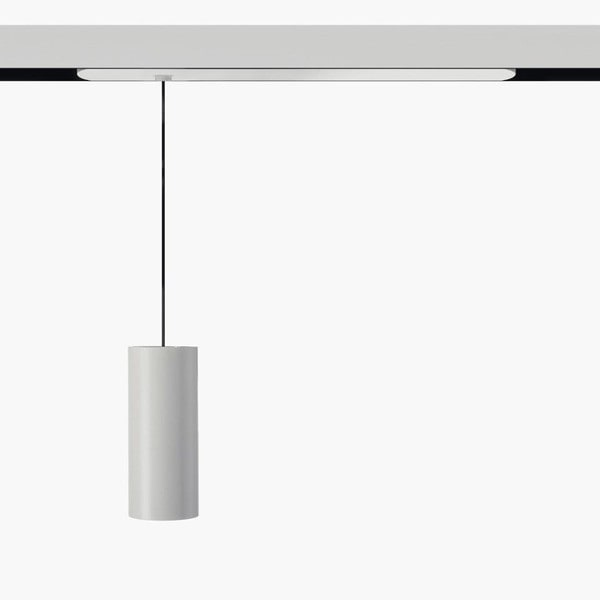 Artemide Architectural Vector 55 Pendant Magnetic DALI AR AP31215 Silver