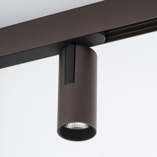 Artemide Architectural Vector 55 Zoom Magnetic AR AP10420 Bronze