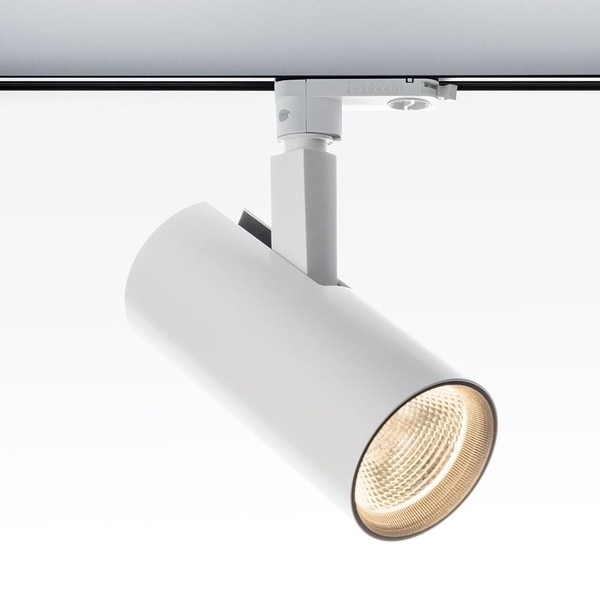 Artemide Architectural Vector Track 95, EUTrack, wide flood, DALI AR AN35801 White