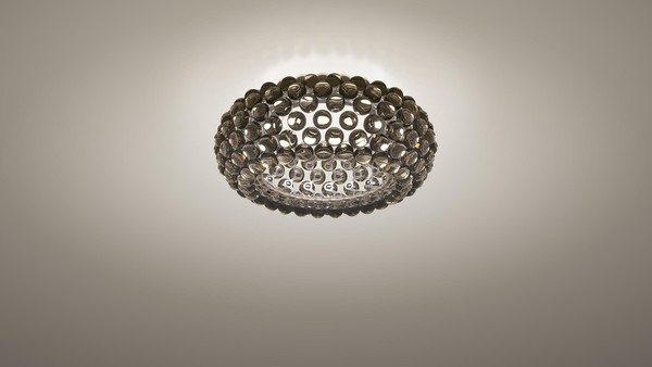 Foscarini Caboche Plus dim. FO 311008D25 Grey
