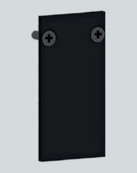 Orbit Accessories DEAD END CAP OR FO421222 Black
