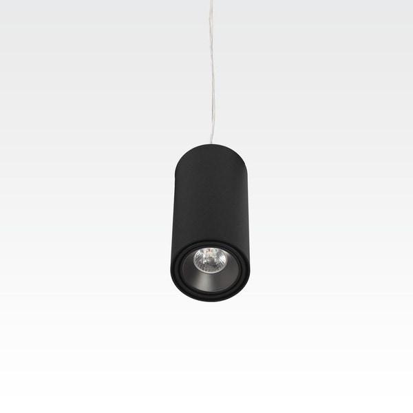 Orbit Small Steamer Suspension 1x CONE COB LED OR 99302B824WW Black