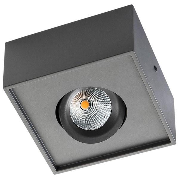 SG Lighting Gyro Cube LED SG 923391 Graphite