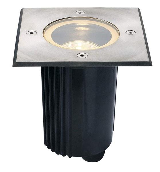 SLV Dasar 115 SQ DM 229324 Stainless steel