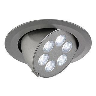 SLV Triton 6 Gimble DM 113630 Anodised silver