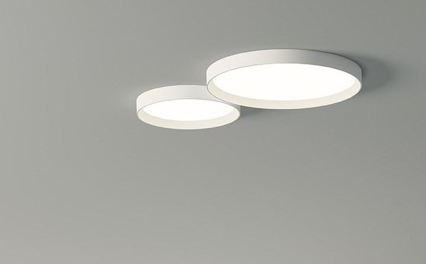 Vibia Up 4460 VI 4460.93/1A Matted white